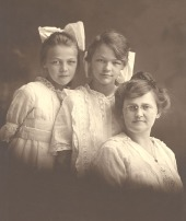 Cora Dalton and Thomas daughters